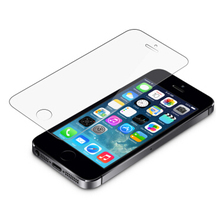 100 PCS Free DHL For iPhone 5 5c 5s Tempered Glass Screen Protector For iPhone Protective Film Guard Without Retail package