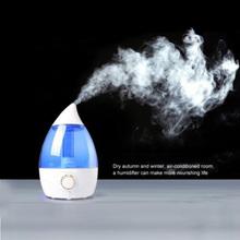 Воздуха туман диффузор очиститель прохладный ультразвуковой увлажнитель груза падения из светодиодов 3 цвет света