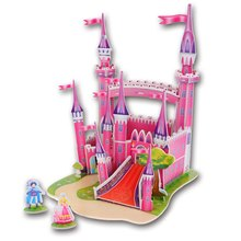 2015 New Arrival DIY 3D Boys Girls Jigsaw Puzzle for Kids Children Educational Toy(China (Mainland))