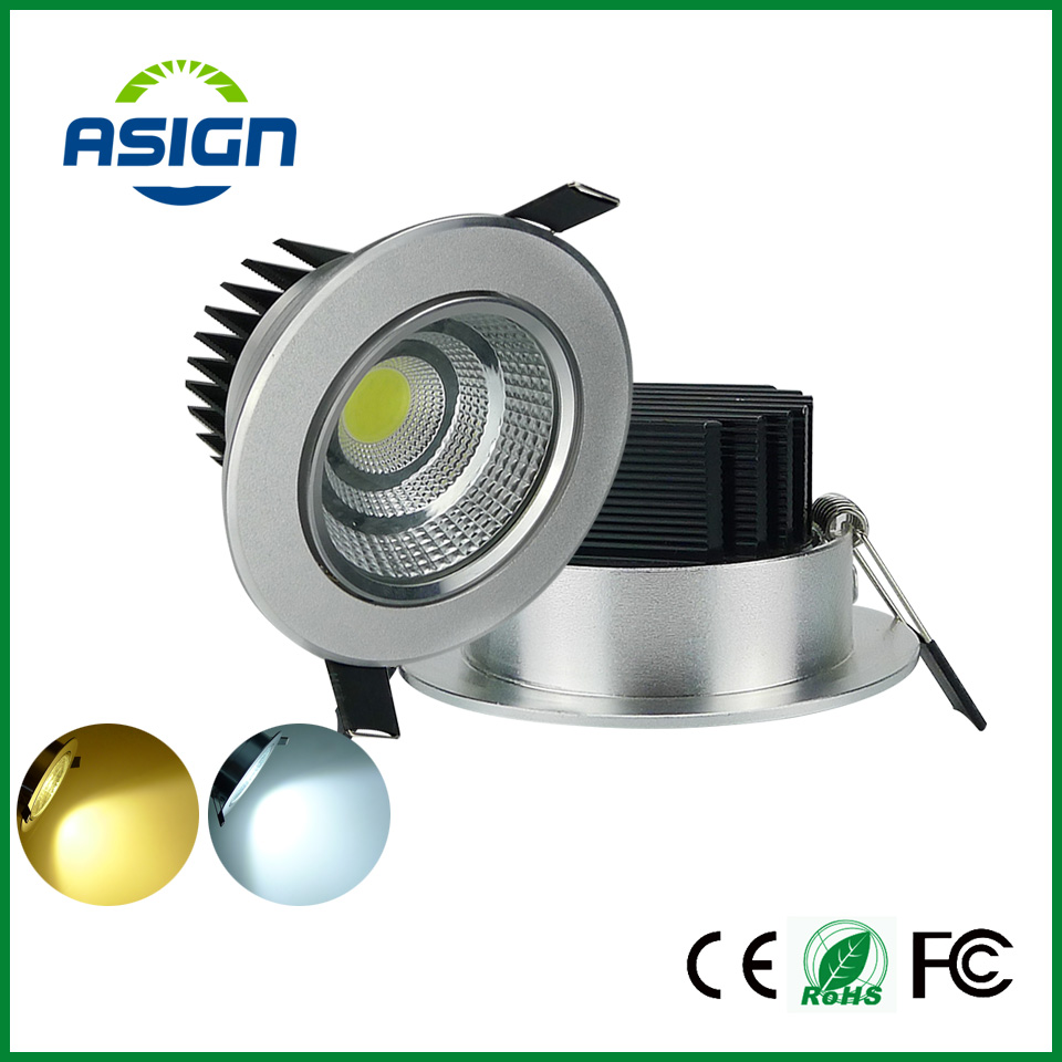Brightest Recessed Lighting Bulbs : Aliexpress buy super bright dimmable led down light