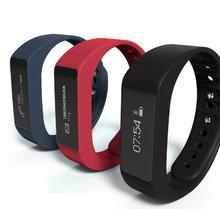20pcs/lot I5 Plus Smart Bracelet Bluetooth 4.0 Touch Screen Fitness Tracker Health Wristband Sleep Monitor Smart Watch(China (Mainland))
