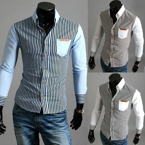 Мужская повседневная рубашка / 2015 Camisa Masculina MCL731 мужская повседневная рубашка 2015 camisa masculina v9