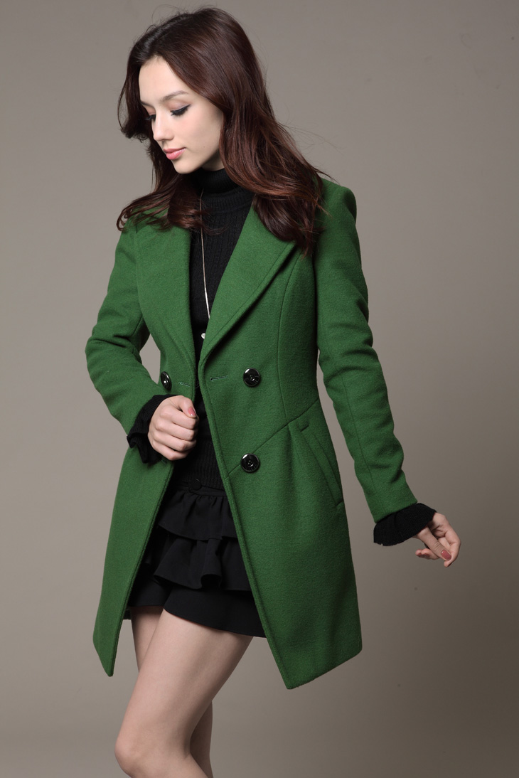 Plus Size Pea Coats For Women - Tradingbasis