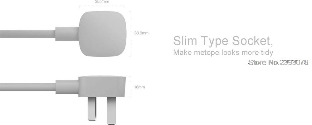 image for Original Xiaomi Mi Smart Power Socket Strip Wireless WiFi APP Remote C