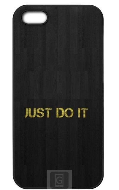 Durable sport logo just do it cellphone case cover for iphone 4/4s/5/5s/6/6plus Samsung Galaxy S3/4/5/6/7/edge+ Note2/3/4/5(China (Mainland))