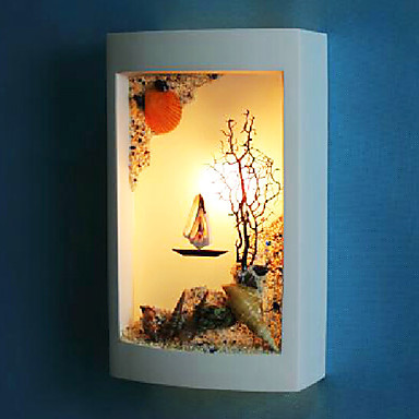 Gypsum Article Wood Modern LED Wall Lamps Light For Home Lighting,Wall Sconce Arandelas Lampara ...