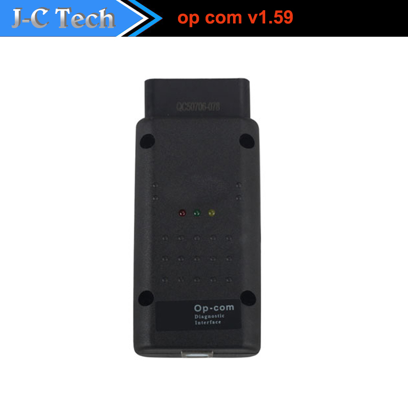 2015 Best with PIC18F458 chip ! opcom opel diagnostic interface scanner can obd2 for opel V1.59 op com opel can bus interface(China (Mainland))