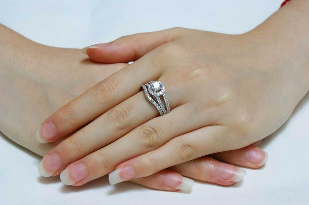 Black Diamond Ring 05 to 2 Carat Solitaire Black Diamond