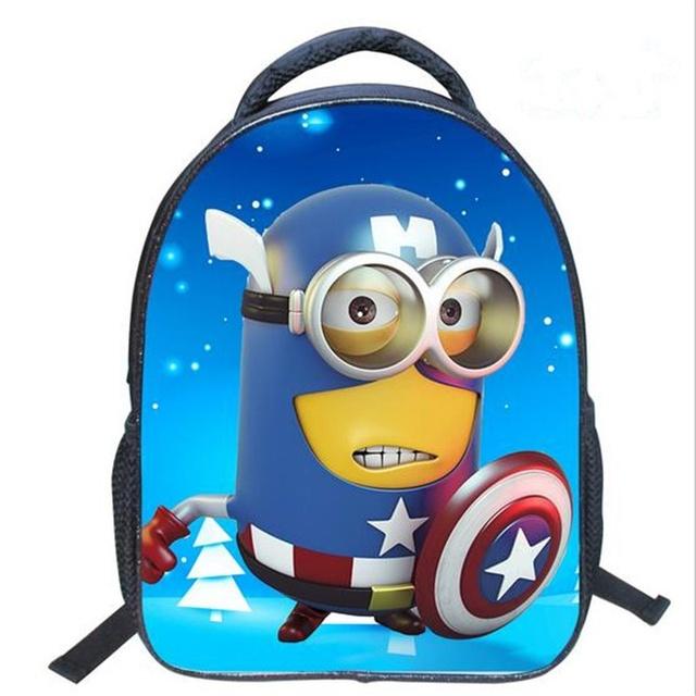 13 дюймов mochilas infantiles детский сад рюкзак школьные сумки детей рюкзаки миньон ...