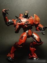 NECA Pacific Rim crimson typhoon china Action Toy Figures puppets model