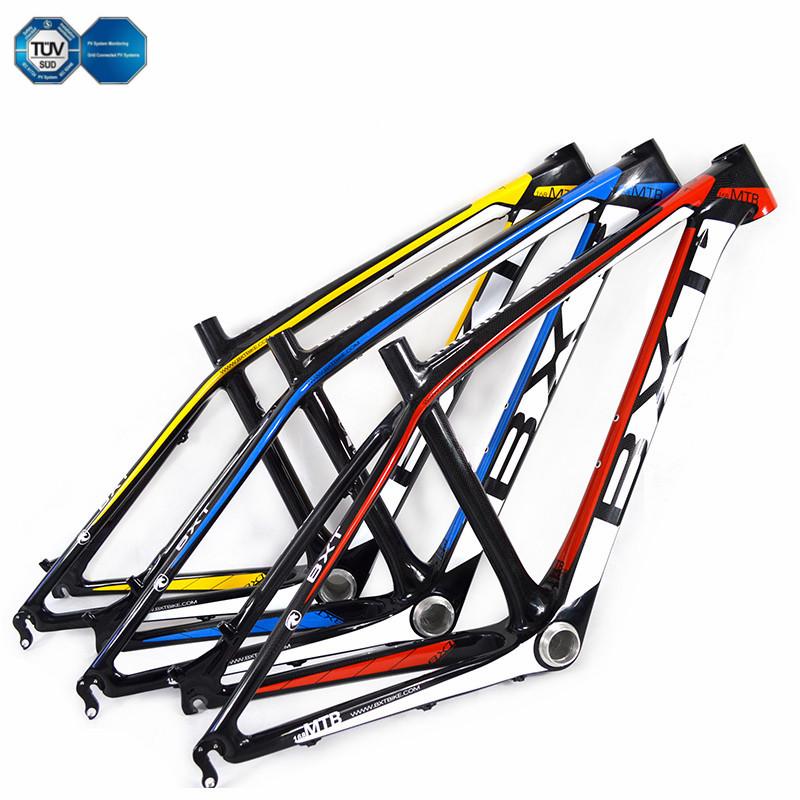 26ER MTB Quadro de Bicicleta Mountain Frame Carbon MTB 26ER Frame BB92 14/16 Bicicletas Carbono 3K/UD+Free Shipping<br><br>Aliexpress