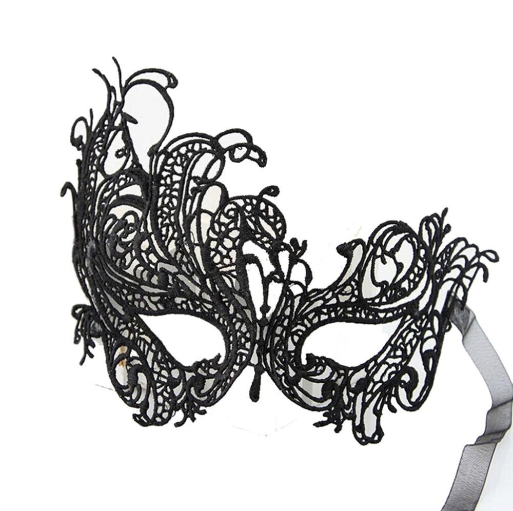 Gothic Masquerade Mask...