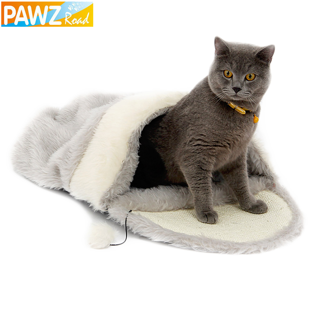 Buy Cat Bed Pet Products Toys Ball Kennel Hairy Sisal Hemp Plastic Non Woven