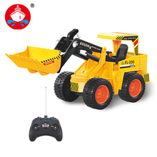 Buy RC Truck Bulldozer 7CH Engineer Vehicle Remote Control Simulation Engineering Truck Construction Model Toys Christmas Gift 6805L for $31.65 in AliExpress store