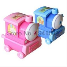 Newest deli 0614 kids best gifts automatical sharpeners machine cutter for colored pencils manual knives TOP brand stationary(China (Mainland))