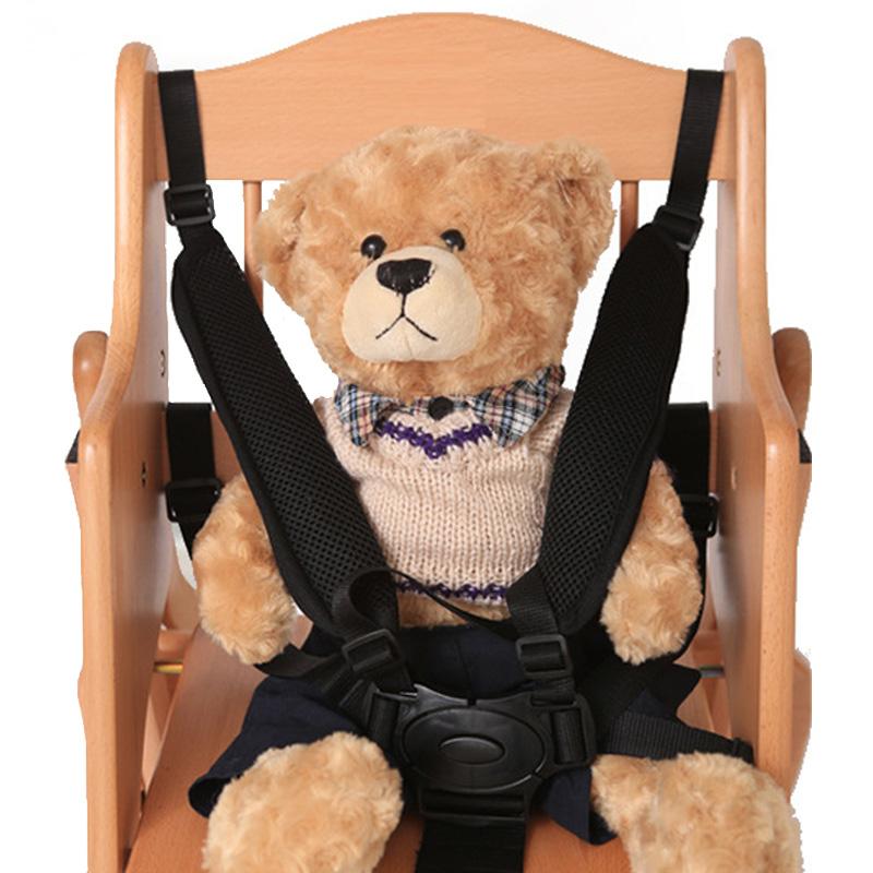 2016 Universal Baby Stroller 5 Point Harness Seat Belt Playpen Kid Pushchair 360 Rotating Hook High Chair Pram Buggy Safe Belts(China (Mainland))