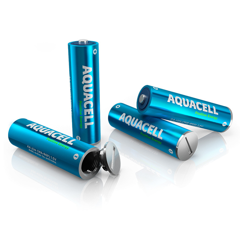 Electronics Switzerland AQUACELL environmental charge AA5 batteries two charging water(China (Mainland))