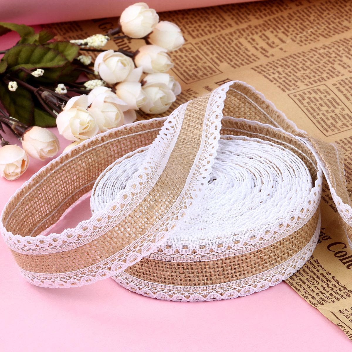 Online kopen wholesale ribbon linen uit china ribbon linen ...