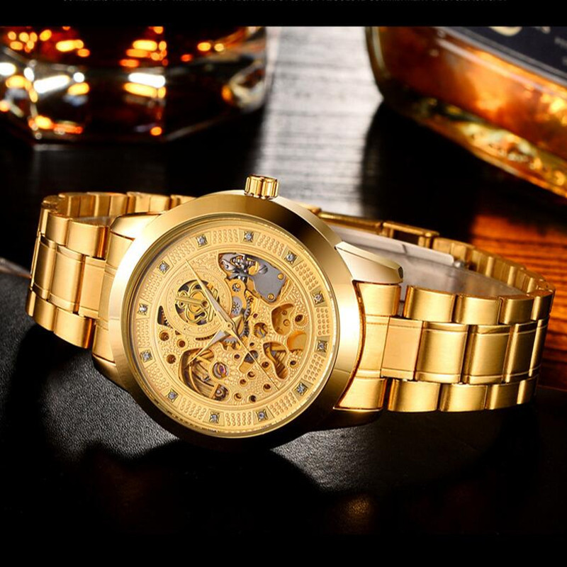 BOSCK – 8425 mechanical watches, men's luxury watches, high-end brand fashion watches, business leisure waterproof watch