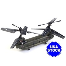 Syma S026G 3 CH Remote Control Mini Chinook RC Helicopter with GYRO New Deliver From USA(China (Mainland))