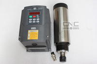 Шпиндель станка HJ 0.8kW 0.8kw 65 ER11 220V + 5 220 05027 0.8kw Air-cooled Spindle + Inverter