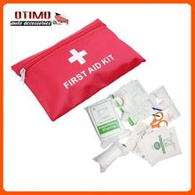 Emergency Supplies For Vehicle Portable Emergency Rescue Box Domestic First-aid Box Outdoor Activities Travel First-id Kit(China (Mainland))