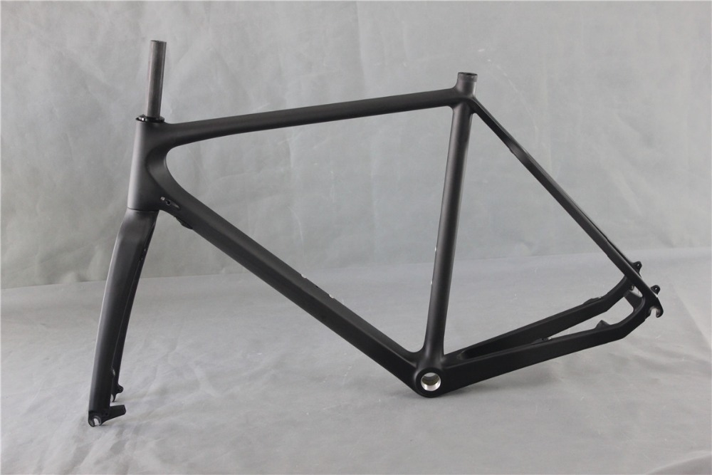 Toray T700 Carbon Bicycle Cross Frame,Frame Cyclocross Frame 51/53/55/57cm Available(China (Mainland))