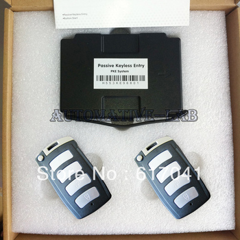 RFID car thinkbox PKE car alarm anti-theft passive car alarm system standard shipping