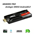 New MK809IV PRO Android 6 0 Amlogic S905X VP9 HDR 4K H 265 64BIT TV Stick