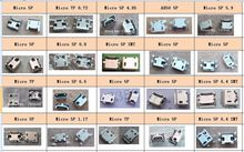 20 models,100pcs/lot micro usb connector common used charging port for lenovo zte huawei and other  mobile,tablet(China (Mainland))
