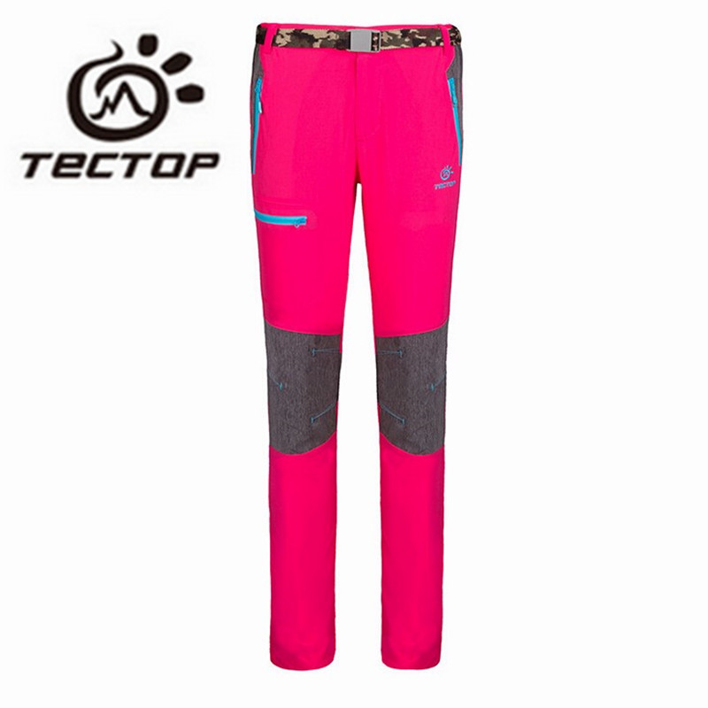 TECTOP Pants Newest Men Women Outdoor Quick Drying Pants Stretch Lovers Cycling Sports Elastic Easy Movement<br><br>Aliexpress