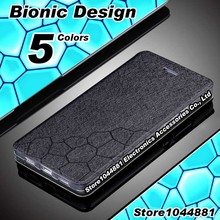 lenovo vibe shot case cover leather Water cube Pu flip case for lenovo vibe shot cover Royal lenovo z90 case cover leather