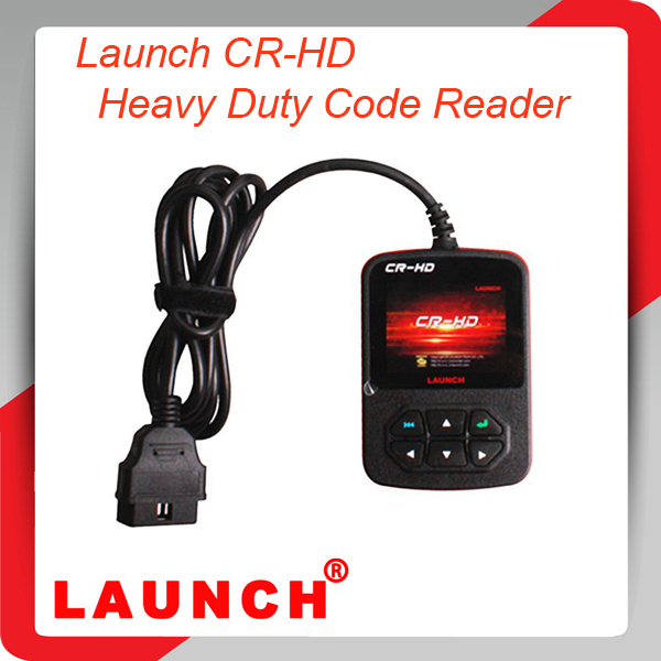 2013 Top-Rated Free Shipping 100% Original Launch CR-HD heavy duty code read card/Launch CR-HD(China (Mainland))