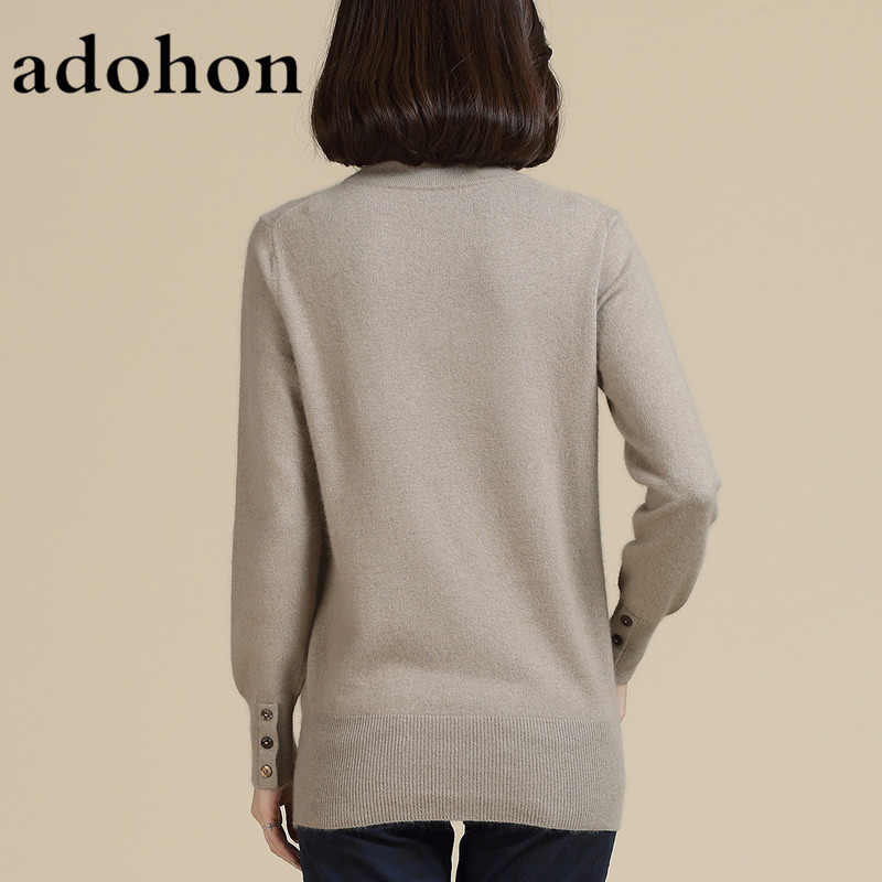 2015 New Casual Cashmere Knitted Sweaters Pullovers Winter Women Patchwork Wool Tops Ladies Blouse Woman Clothing O-neckОдежда и ак�е��уары<br><br><br>Aliexpress