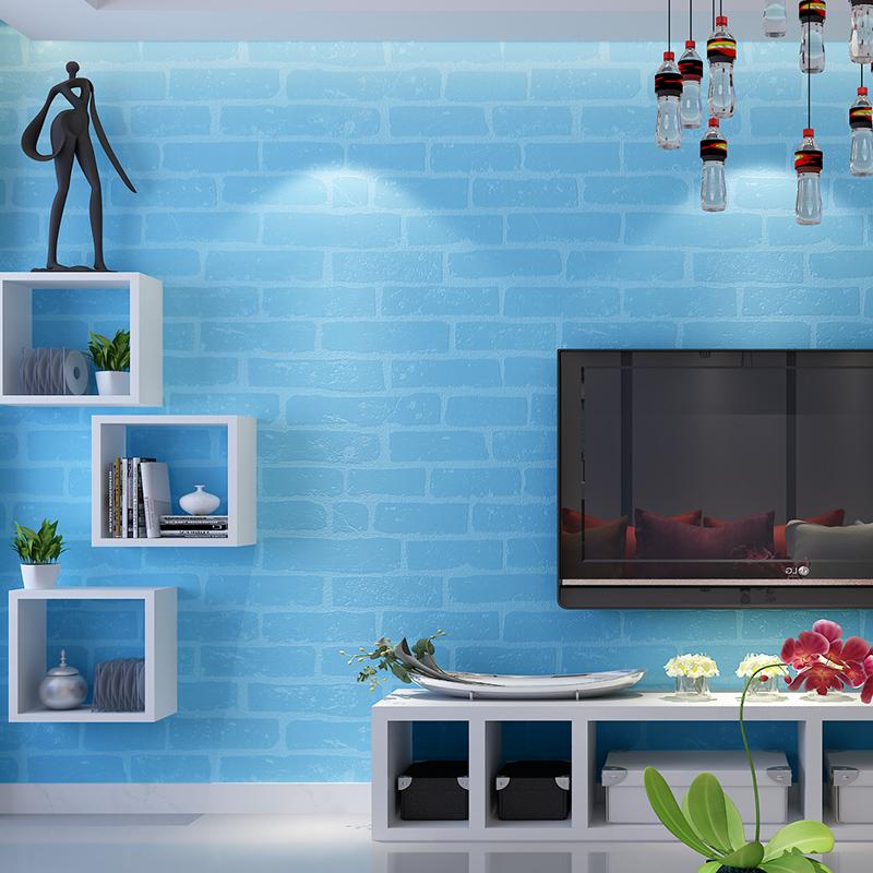 Achetez en gros brique mod les de tuiles en ligne des - Simulation papier peint salon ...
