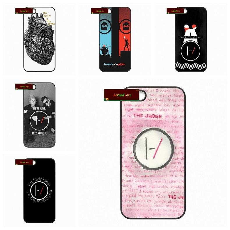 Twenty One Pilots 21 Tyler Joseph Cover case iphone 4 4s 5 5s 5c 6 6s plus samsung galaxy S3 S4 mini S5 S6 Note 2 3 DE0967  -  The baby spiders store