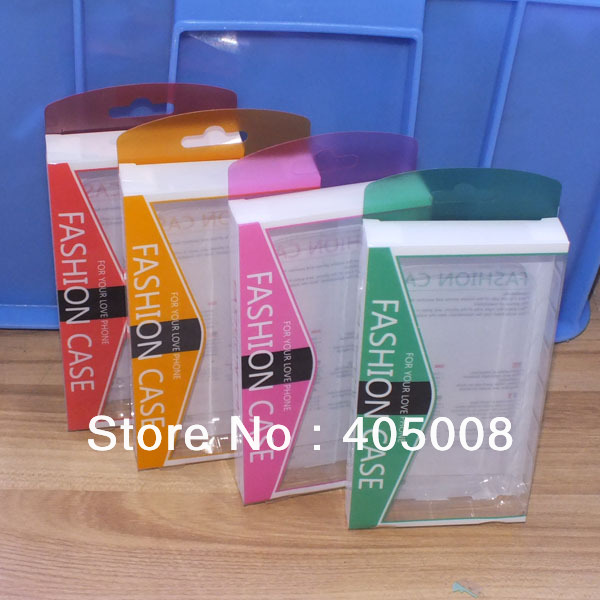 Wholesale New Blister Box Retail Package for iPhone 3gs/4g/4s/5g Case for galaxy S3 S4 wholesale 1000pcs/lot DHL free shipping(China (Mainland))