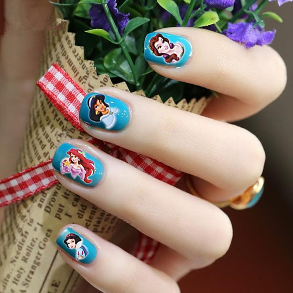 50Pcs/lot Assorted designs Nail Art Stickers Water Transfer Nail Art Decals Nails Wraps Temporary Tattoos Nail Tools Randomly(China (Mainland))