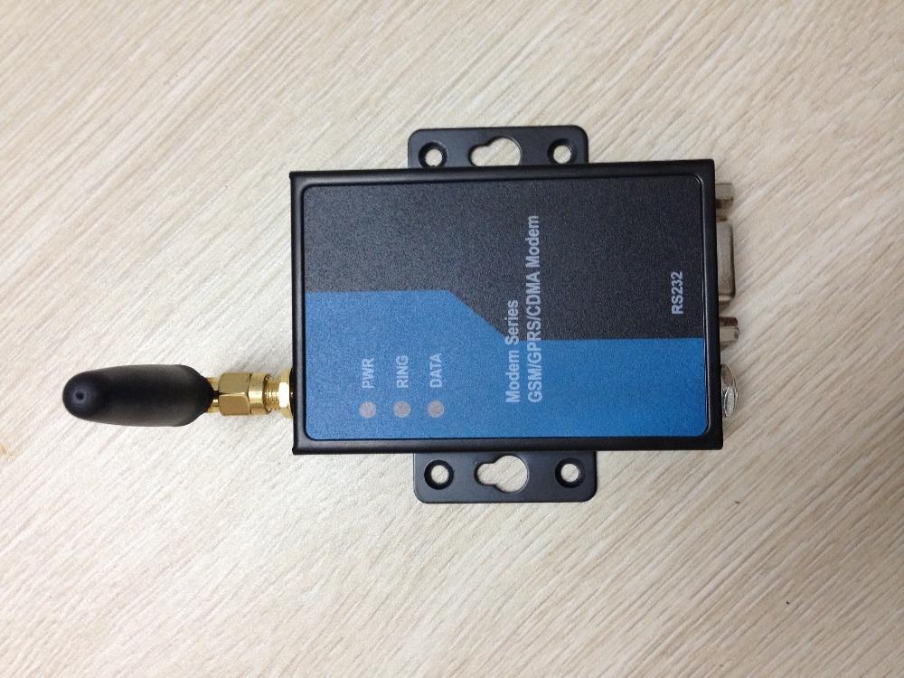 RS232 GPRS Modem / GSM Modem, Support SIM Card, GSM: 900 / 1800MHz(China (Mainland))