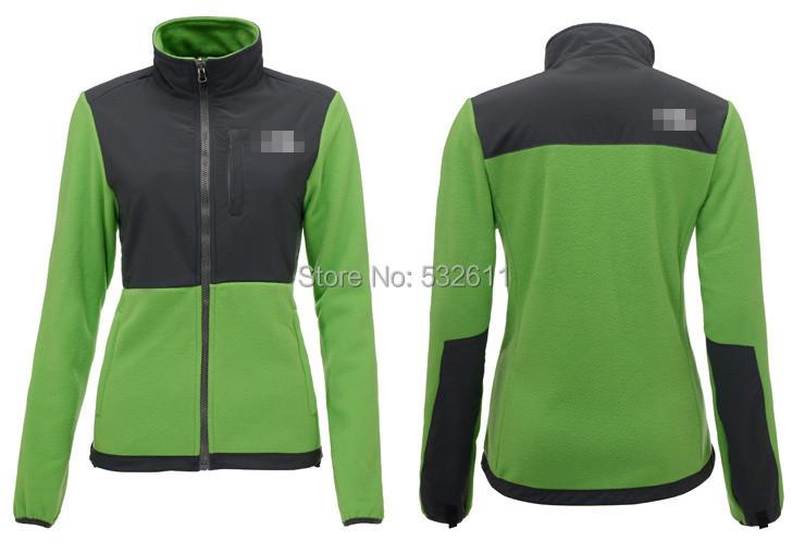 2015 Newest Women Denali Fleece Jacket Winter Without Hoody,Warm Sportswear Clothes - jianping xu's store