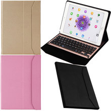 New PU Leather Stand Case Cover + Built-in Battery Wireless Bluetooth Aluminum Alloy Keyboard For iPad Air /Air 2(China (Mainland))
