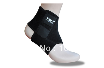Free Shipping Professional Ankle Guard sprain basketball badminton sports Protective Gear Ankle Support 2 pcs/lot