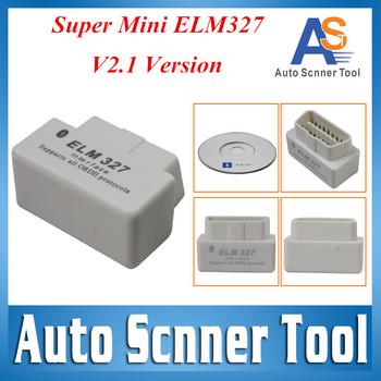 High Recommend Super MINI ELM327 Bluetooth Scanner Smallest Around The World BEST Price MINI Bluetooth ELM 327 Car Code Scanner