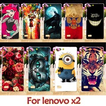Buy Soft TPU Hard Plastic Case Painted Mobile Phone Cases Lenovo Vibe X2 5.0 inch Case Cover Shell Lenovo X 2 Case Housing for $2.20 in AliExpress store