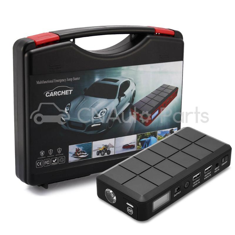Car Battery Jump Starter Multifunctional Emergency Power Bank LCD for Laptop Car<br><br>Aliexpress