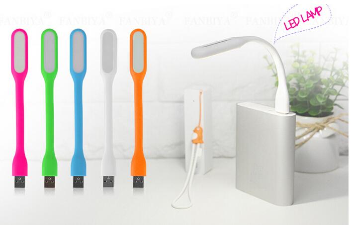 USB LED Lamp 5V 1.2W Portable USB Light LED Light Bendable Mini Lamp USB Port PC Power Bank Partner Computer Tablet PC<br><br>Aliexpress