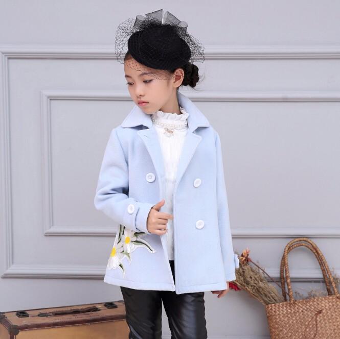 Скидки на Новые Девушки Верхняя Одежда и Пальто Мода