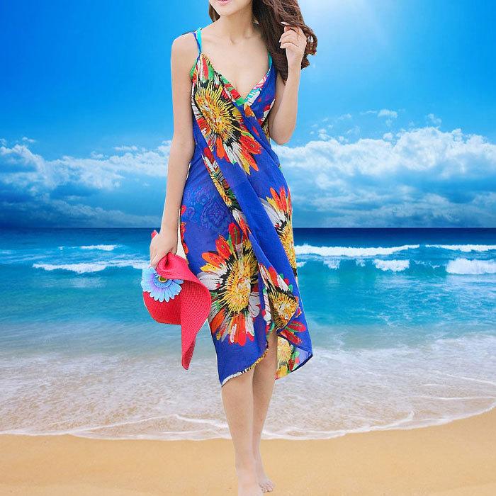Женская туника для пляжа