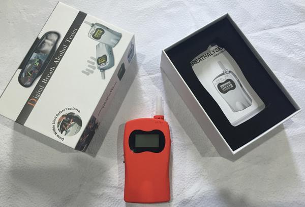 Тестер для вашей собственной безопасности в повседневной - автомобиль - детектор рупором тестер спирта дыхания