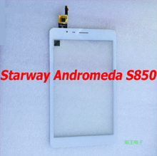 In Stock New Original 8.0″ Touch Screen for Starway Andromeda S850 Touchscreen Front Panel Touch Pad Glass